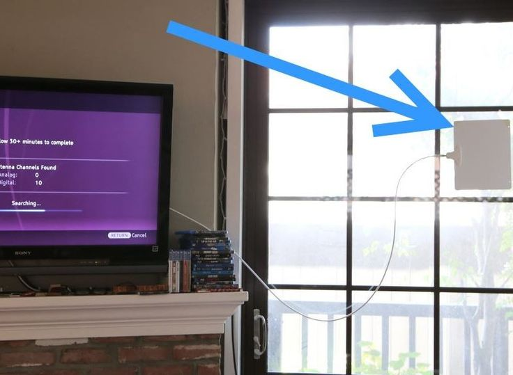 TIPS FOR BETTER TV RECEPTION WITH YOUR INDOOR ANTENNA