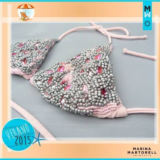 bikinis bordados