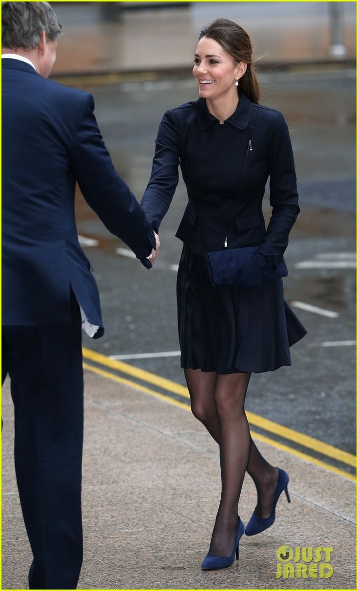 Catherine, Duchess of Cambridge arrives at Clifford Chance to attend the youth mental health charity Place2Be
