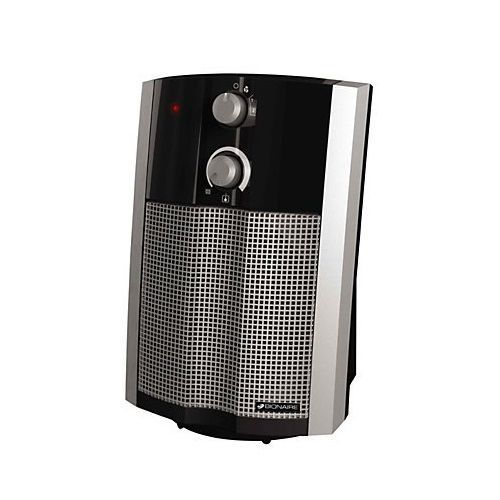 Bionaire Electric Fan Heater Portable Quiet 2 Heat Settings 2200W Small Room New