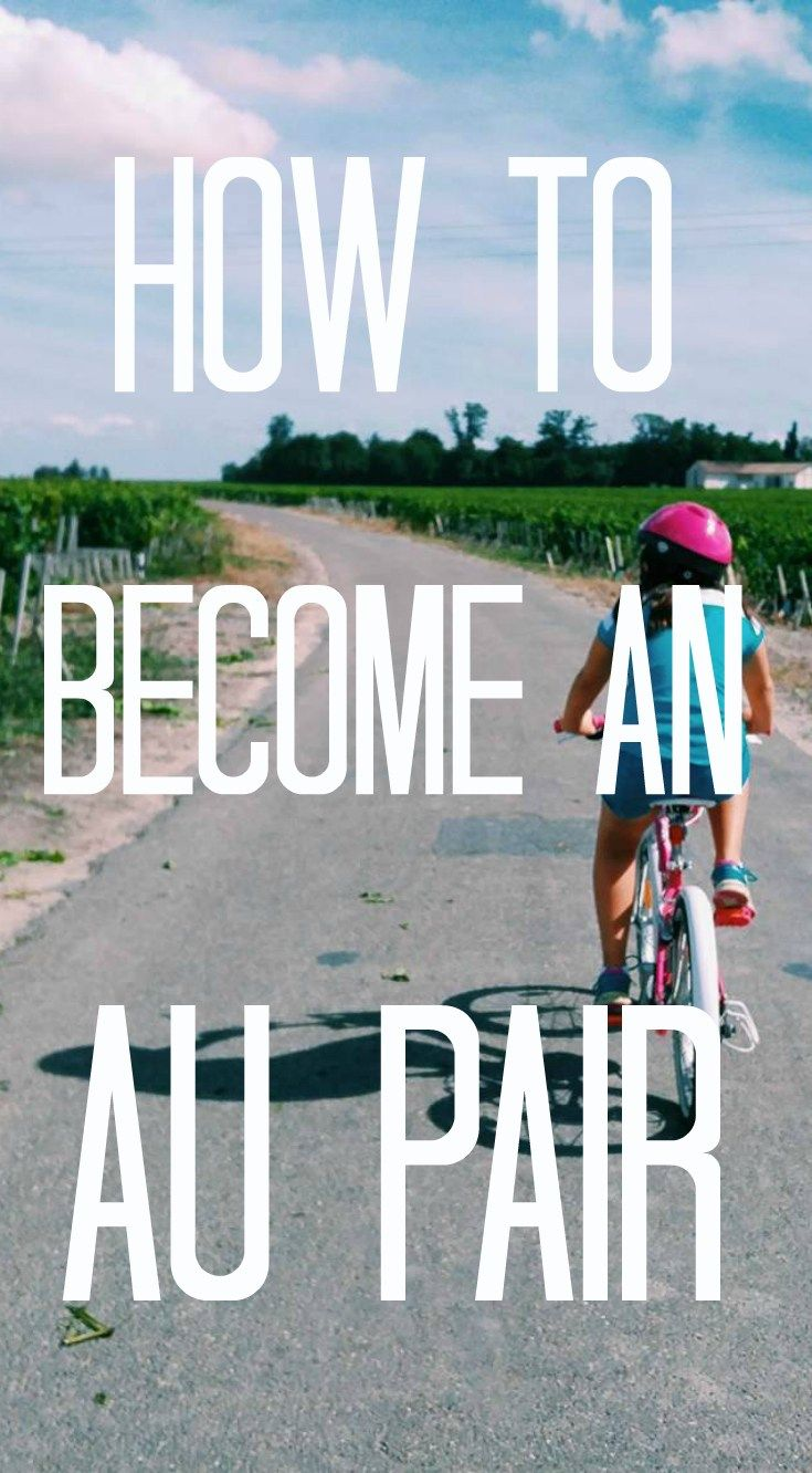 How to become an au pair! Travel the world, experience the TRUE culture, live your dreams! All while taking care of children! This travel blog post about becoming an au pair will help you learn what it is, how to become one, and where to find the work. #aupair #au #pair #travel #travelblog #blog #wanderlust #how #to #become #be #what #is