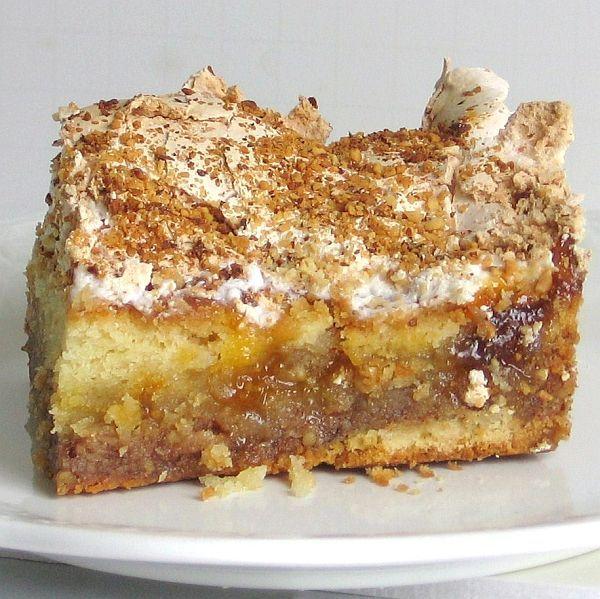 14 Delightful Serbian Desserts: Serbian Apricot Torte Recipe - Torta Praska