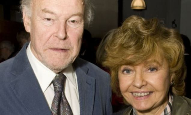 How we cope with Pru's Alzheimer's: Timothy West reveals wife Prunella Scales' brave battle against illness