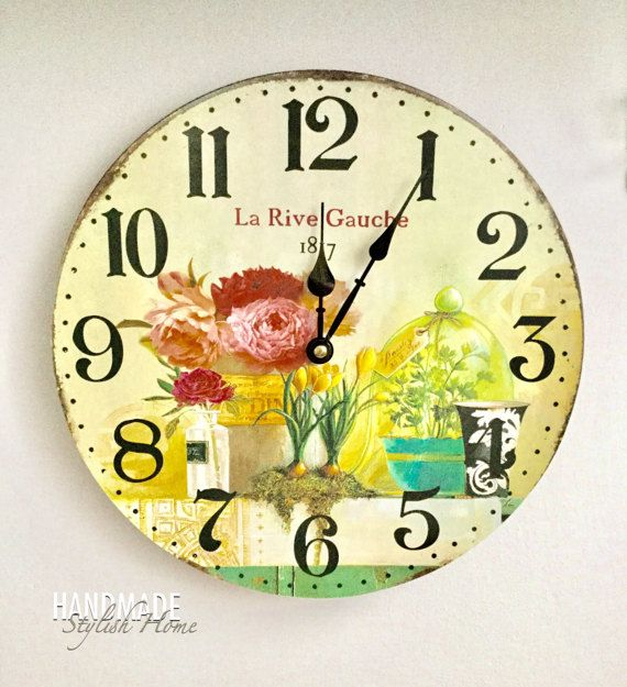 Where Can I Find An Electric Kitchen Wall Clock