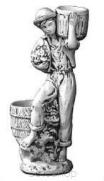 statuia baiatului muncitor