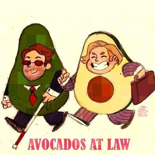 It's abogados Foggy