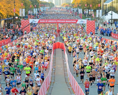 The Chicago Marathon: A Survival Guide for Runners