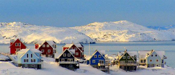 Nuuk | Greenland  #100places2visit #bucketlist #seebeforeyoudie #travel