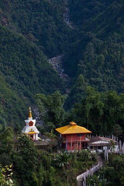 fifth stop - Gangtok, Sikkim, India