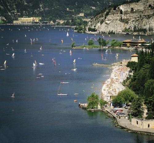 Riva del Garda | Optimist World Championship 2013    #Vela #LakeGarda