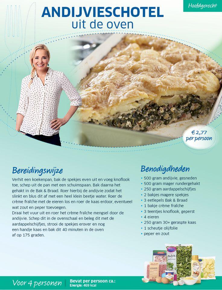 Andijvieschotel uit de oven - Lidl Nederland
