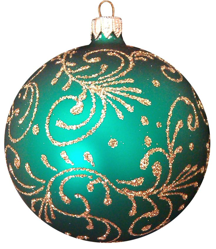 Картинка новогоднего шара