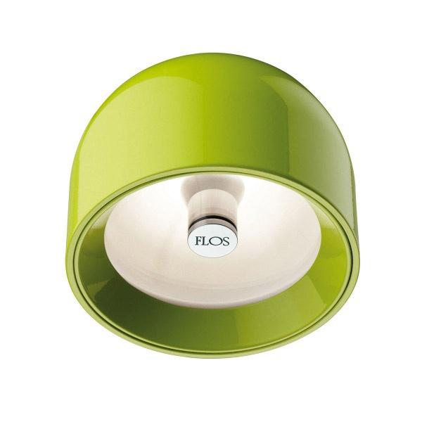 Lampade da parete o da soffitto Wan di  Flos   Design: Johanna Grawunder   Anno: 2005   Materiali: Alluminio   #design #green