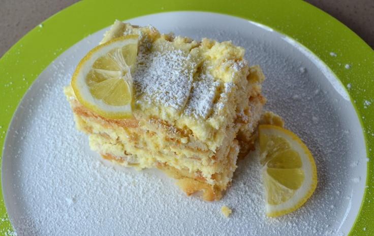 Tiramisu met citroen & limoncello