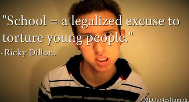 Ricky Dillon quote