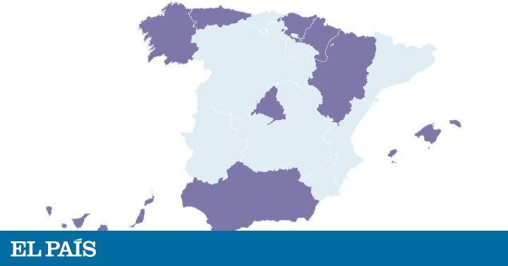El mapa de la muerte digna en España | España | EL PAÍS