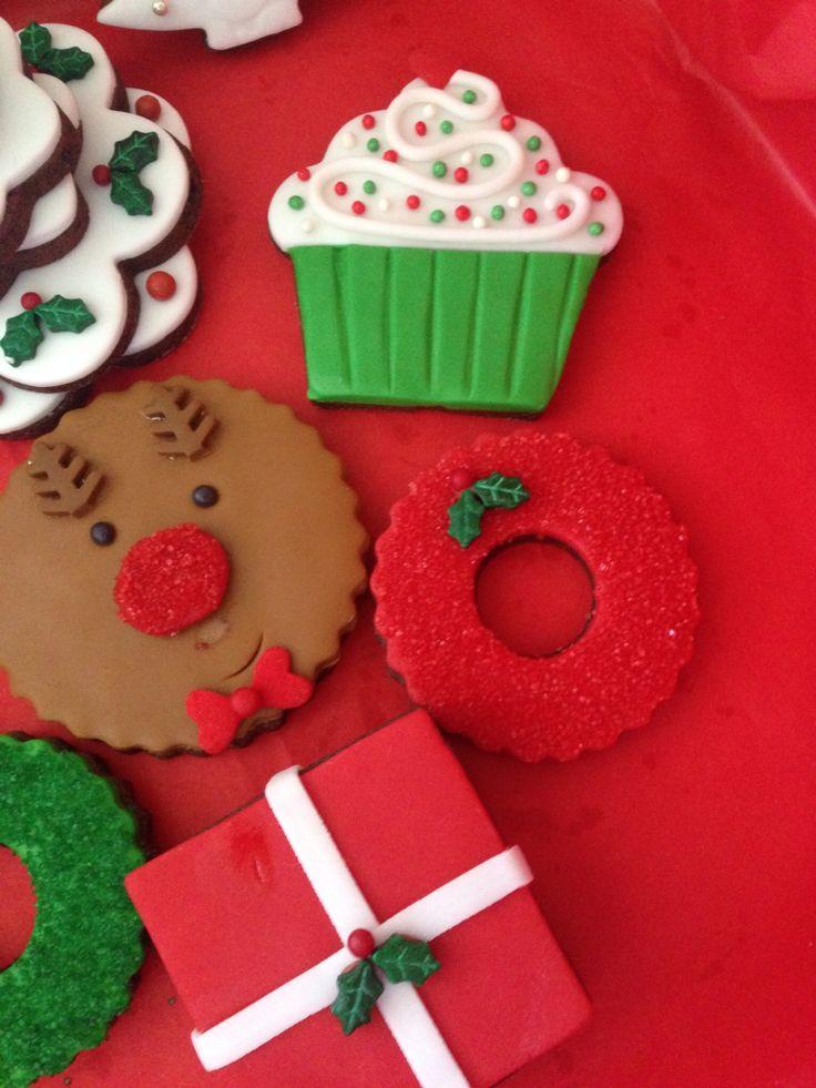 Christmas cookies !