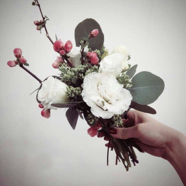 리시안셔스 꽃