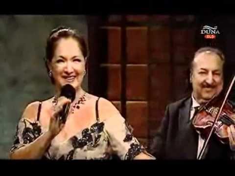 Kállay Bori - Berkes János: Csárdás egyveleg - YouTube