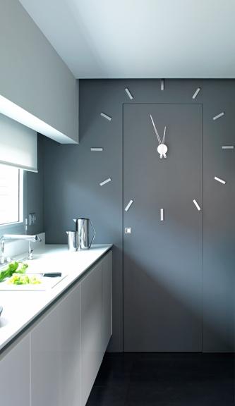 Nomon Clock - Kitchen Clock