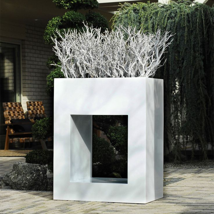 The Basic Hole In One Planter From Pottery Pots Is Stunning In Itu0027s  Simplicity. Create