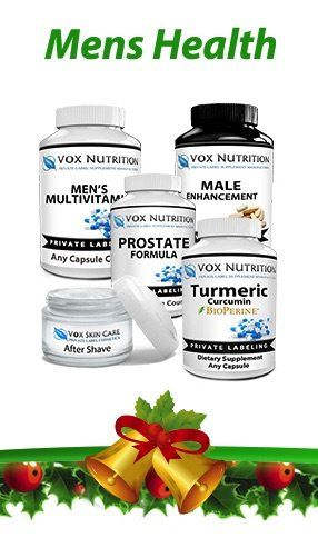 top private label men's health supplements of 2016