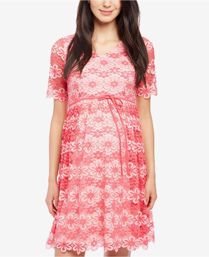 d9eb5afd1891b Motherhood Maternity Lace Dress | Maternity | Maternity dresses ...