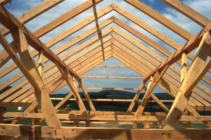 Japanese timber frame plans pennsylvania dutch barn for Dutch barn shed plans