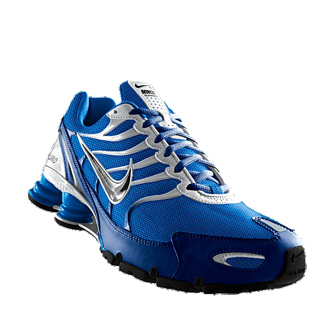 Custom Nike Shox Turbo+ VI iD Women\u0027s Running Shoe