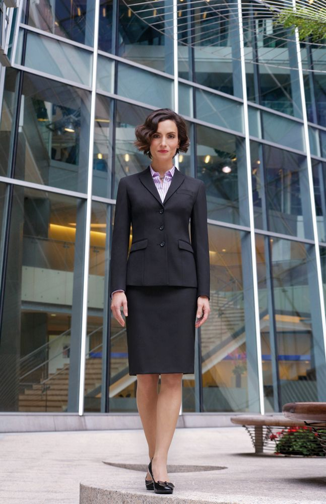   Rita and Phill specializes in custom skirts.  Follow Rita and Phill for more tips on the unwritten rules of office fashion!  https://www.pinterest.com/ritaandphill/conservative-office-outfits/