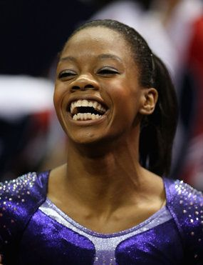 Olympics Oppression?: Gabby Douglas and Smile Politics « The Crunk Feminist Collective