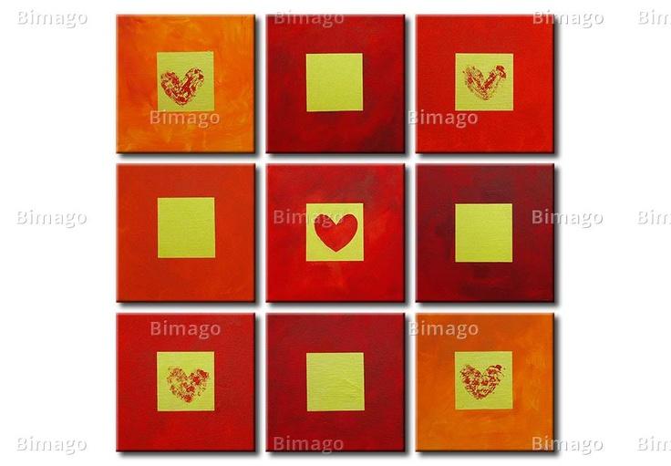 Kategorier    Varukorgen(0)  Tel. 08-559 21 828 Hjälp Mitt konto Min önskelista Logga in       Erbjudande  Djur  Svart och vitt  Kök  Modern  Klassiskt  Tavlor för barn  Kategorier  Konst      SÖK          Bimago på Facebook   Bimago på youtube   Bimago på blog   Bimago på twitter  NYHETSBREV     Vill du få information om nyheter, erbjudanden och RABATT?              Tavla: hjärtan och fyrkanter - Painting: hearts and squares