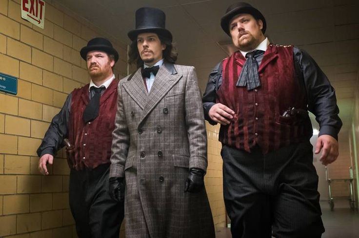 Mad Hatter and the Tweeds (Gotham Season 3 Episode 7)