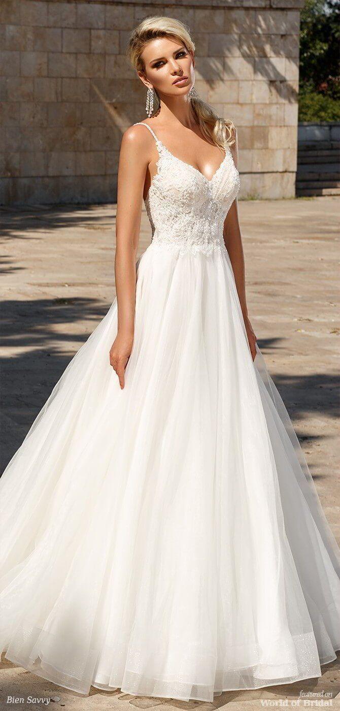 20649382463 Bien Savvy 2018 Wedding Dress #weddingdress #weddingideas | Νυφικά ...