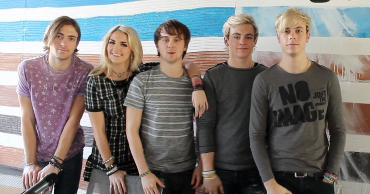 rydel lynch at the ama | R5: Smile agli American Music Awards 2014 (video)