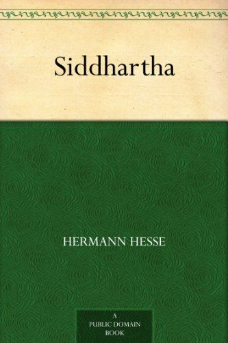 Those of us who are a certain age, well remember carrying around a paperback copy of Siddartha by Herman Hesse. Some of us even read it! I read several of his books and as they were bestsellers and I had not heard of the author, I thought they had just been written, but this novel is from 1922.