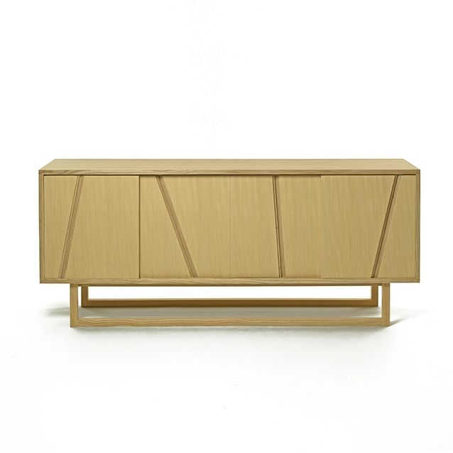 handcrafted modern wood furniture Austin TexasLeslie Webb