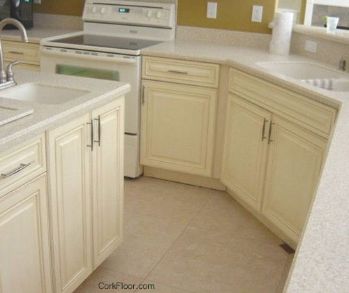 kitchen wall tiles cork 22 best images about kitchen flooring designs on 6453
