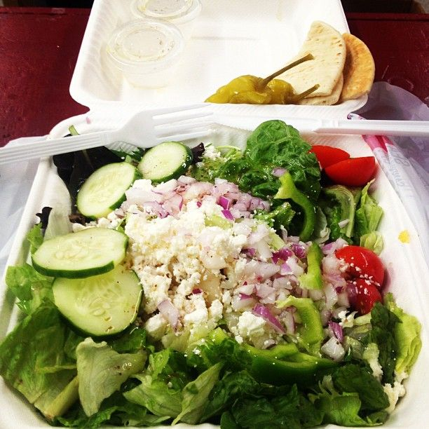 """""""Best Greek Salad of your life!!! Zoes Kitchen"""" - leah4ua"""