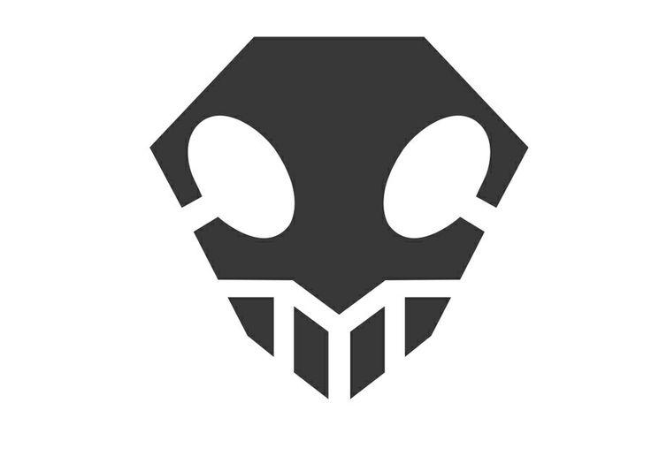 Bleach hollow logo