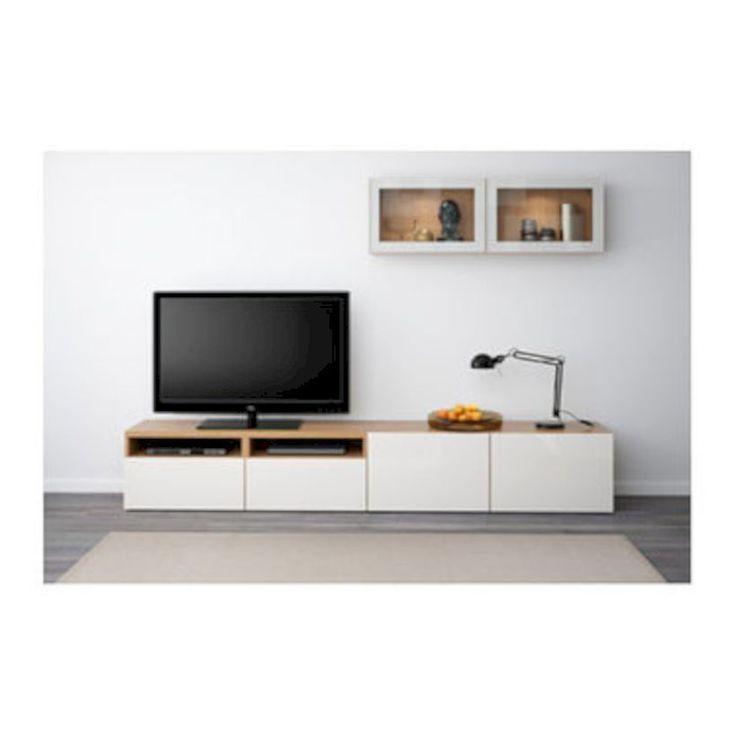 Best 25 best tv stands ideas on pinterest tv stand - Besta wandmontage ...
