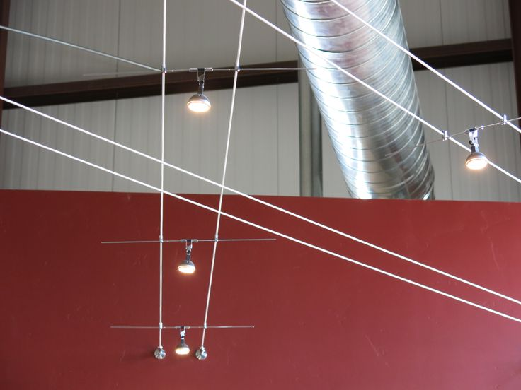 Led Cable Lighting System Google Search Walters Avenue