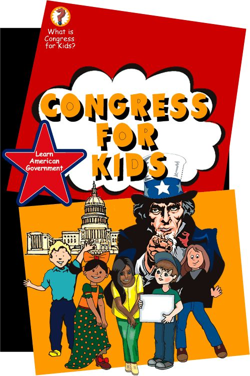 Congress for Kids - Interactive, Fun-filled Experiences About the Federal Government