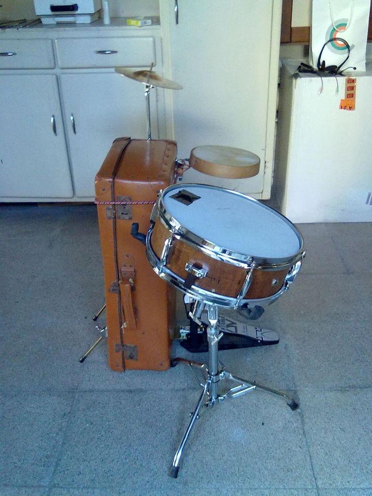 Build a Suitcase Drum Set                                                                                                                                                                                 More