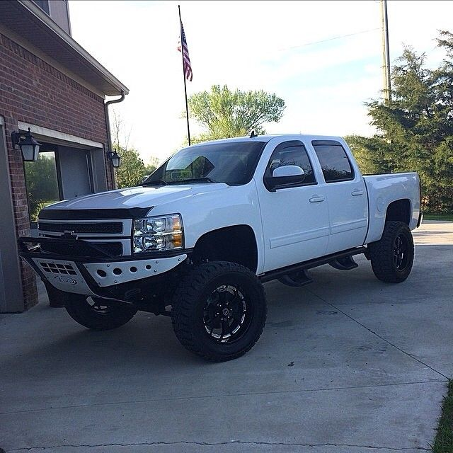 Chevy Silverado, Chevy And Shops On Pinterest