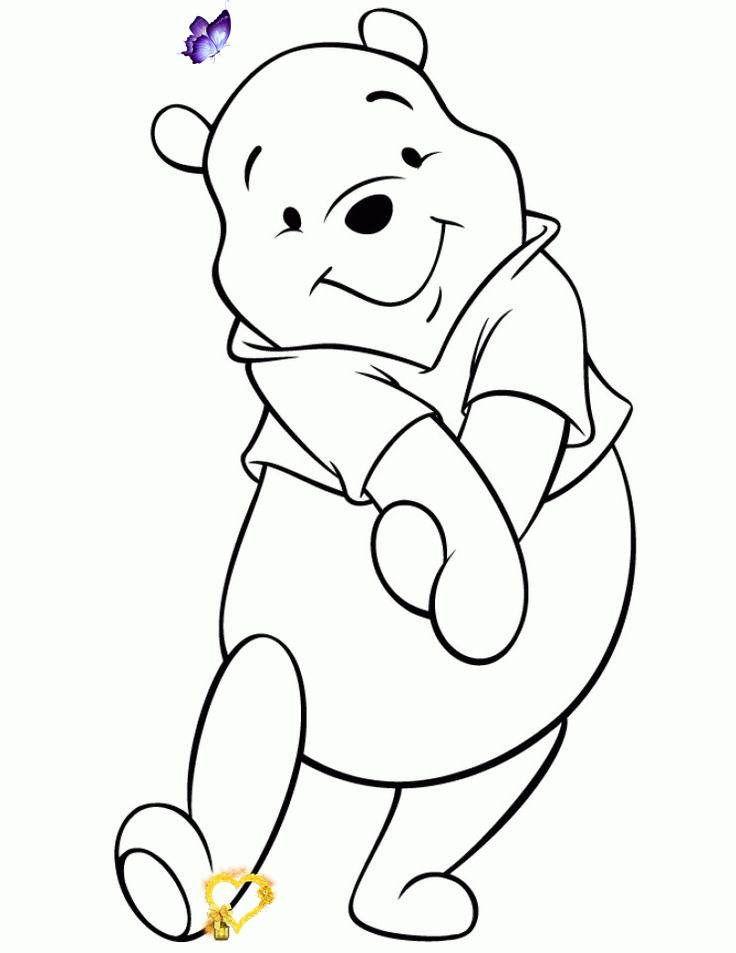 - 20 Winnie The Pooh Coloring Printable Coloring Pages Winnie The Pooh  Coloring Get This Free Printable Winnie The Pooh Coloring Pages Winnie  The Pooh Color… En 2020