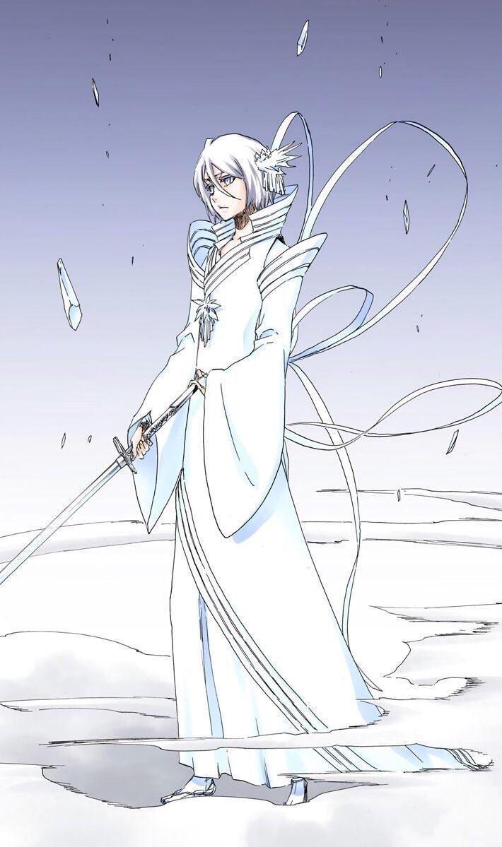 My Favorite Bankai In All Of Bleach Bleach In 2020 Bleach Anime Bleach Figures Bleach Rukia