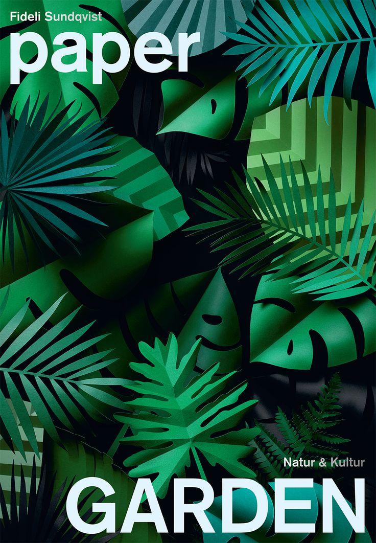 DIY paper medinilla plant - The House That Lars Built