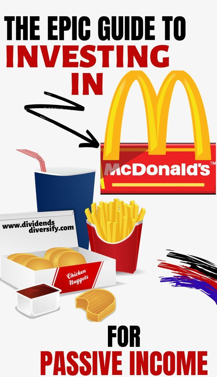McDonald's Dividend – Plump and juicy