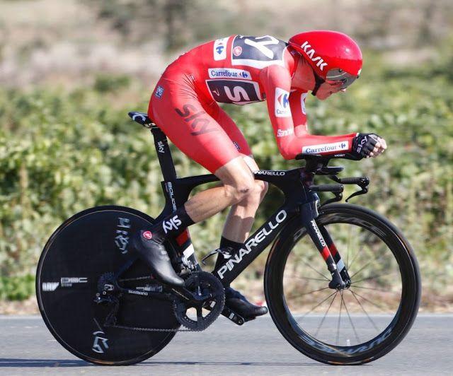 TOP 5 BICICLETAS DE CARRETERA: Froome positivo en la Vuelta